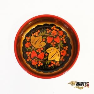Посуда хохлома