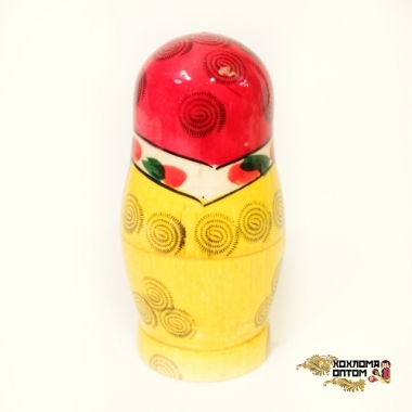 Matryoshka traditional (4 dolls)