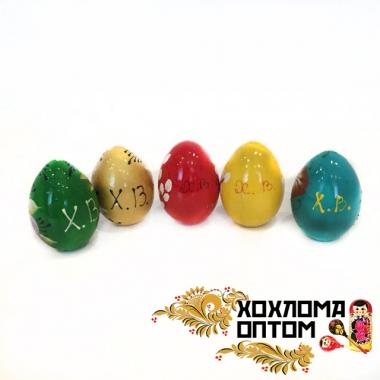"Wooden egg ""Easter"""