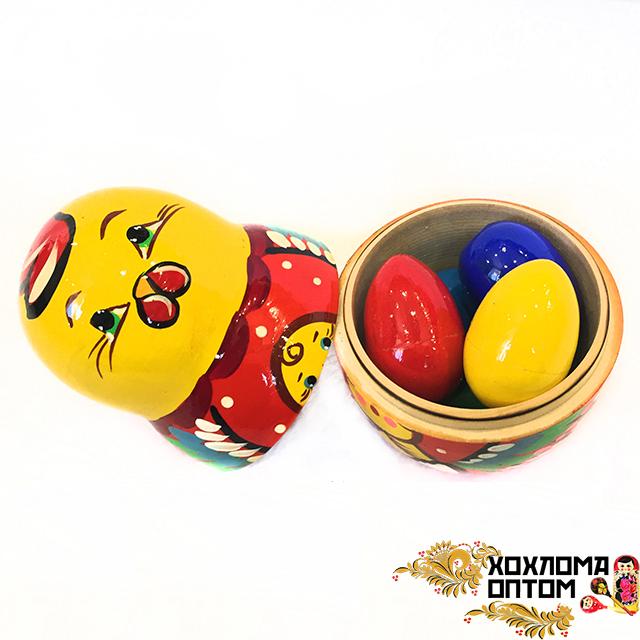 "Matryoshka ""Hen and chickens"" (11 dolls)"