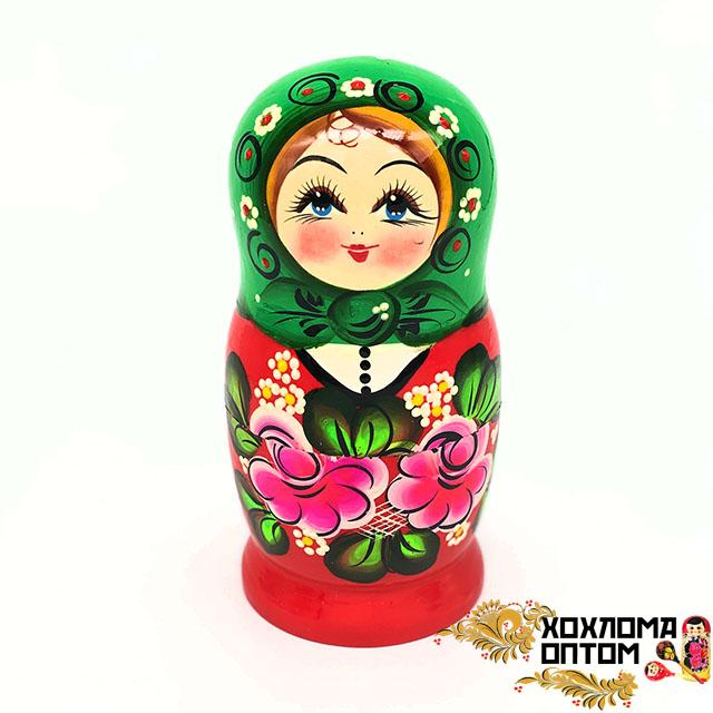 """Matryoshka """"Voznesenka"""" (5 dolls medium)"""