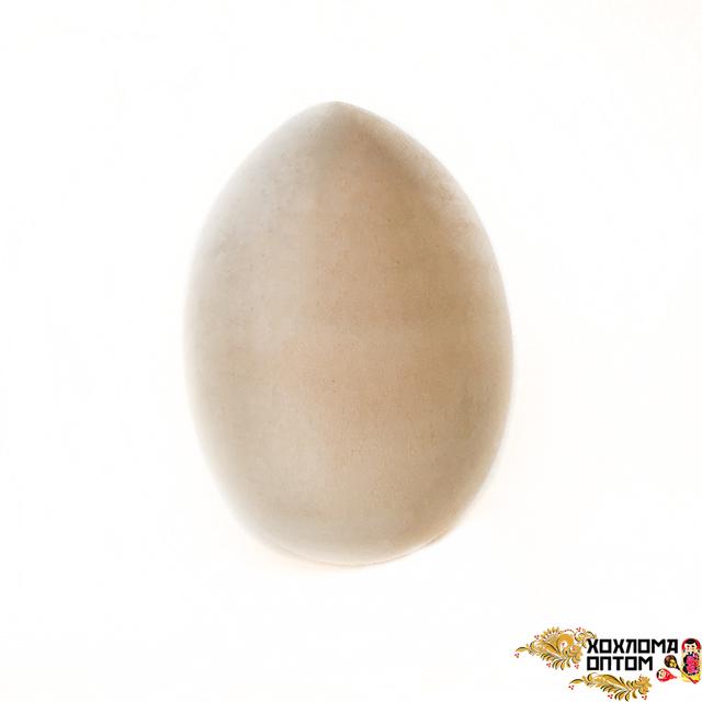 Яйцо без росписи