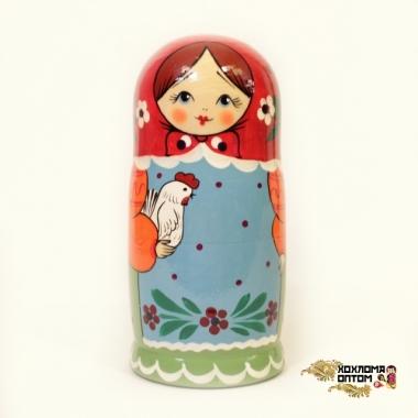 """Matryoshka """"Zagorskaya"""" (5 dolls)"""