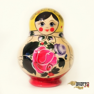 "Matryoshka traditional ""Torch"" (10 dolls)"