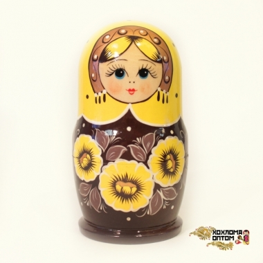 "Matryoshka ""Field"" (5 dolls)"