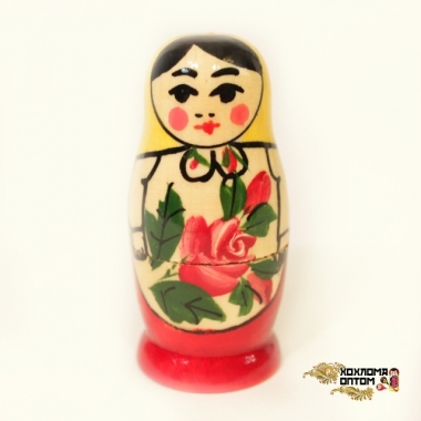 Matryoshka traditional (3 dolls)