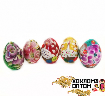 "Wooden egg ""Easter"""