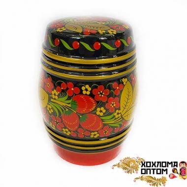 "Small barrel ""khokhloma"""