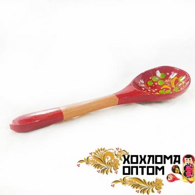 """Wooden salad spoon """"Redie"""""""