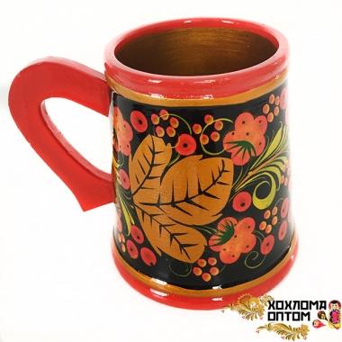 """Cup """"Khokhloma"""""""