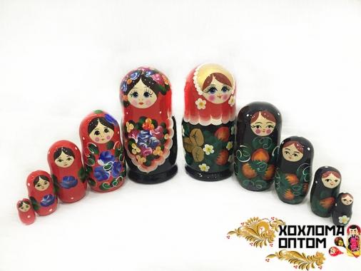"""Matryoshka """"Maidan Original"""" (5 dolls)"""
