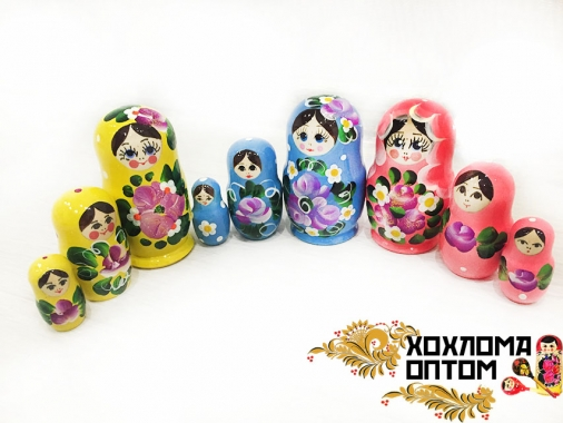 "Matryoshka ""Maidan Original"" (3 dolls)"