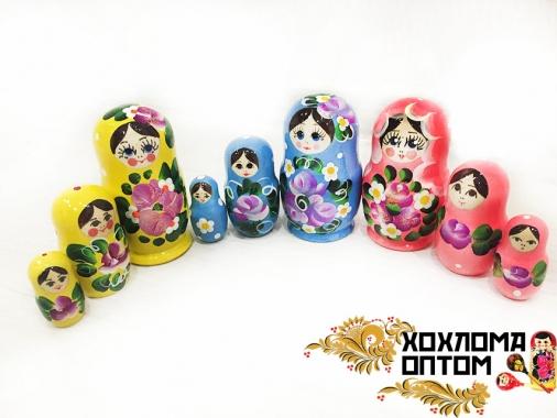 """Матрешка """"Майдан оригинальный"""" 3 кукольная"""