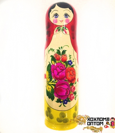 "Matryoshka traditional ""Bottle case 0,7"""