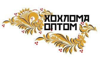Хохлома оптом логотип